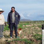 Producción intensiva de parcelas agrícolas con enfoque agroecológico